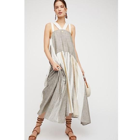 aa07ce39d544 Free People Dresses | Joyel Midi Dress | Poshmark